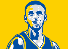 stephen curry passion illustration u2013 hooped up