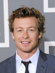 blond hair actor in the mentalist article simon baker patrick jane and christian grey