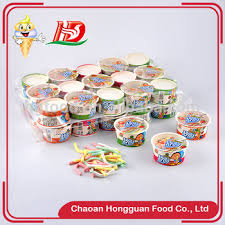 candy cups wholesale china marshmallow wholesale cups packing colorful noodle shape