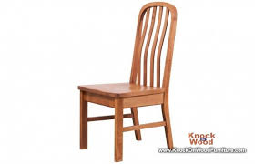 New Design Dining Chair Dining Room Dining Chairs WoodWorks - Knock on wood furniture