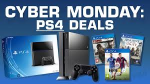 best ps4 pro black friday deals the best ps4 deals on cyber monday 2015 techradar