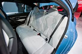 bmw m3 seats 2015 bmw m3 sedan back seats photo 266593 automotive com