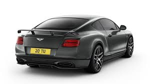 bentley rear 2017 bentley continental supersports revealed with 700 hp and 750