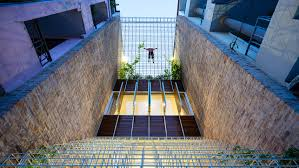 green renovation by vo trong nghia offers verdant urban living