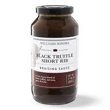 williams sonoma black friday williams sonoma braising sauce black truffle short rib williams