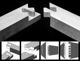 Different Wood Joints And Their Uses by 50 Digital Wood Joints Flexible Stream