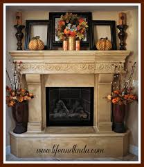 fresh decorating fireplace mantels with candles 17463