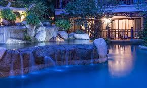 pictures of swimming pools phuket infinity lagoon swimming pool thavorn beach village resort