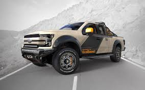 Ford Mud Truck Parts - ford previews eight custom f series pickups for sema