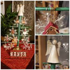 create your own tabletop christmas tree the garden frog boutique