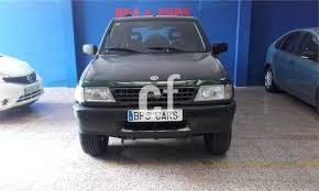 used opel cars frontera spain