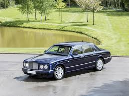 bentley arnage r stock tom hartley jnr