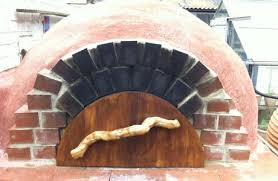 How To Build A Backyard Pizza Oven by How To Make An Outdoor Brick Oven From Recycled Materials