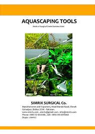 Aquascaping Tools Aqua Tools