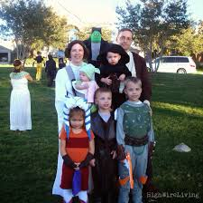 high wire living family halloween costumes