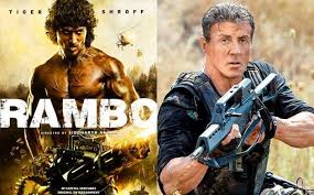film rambo tribute tiger shroff on rambo remake i am giving a tribute to sylvester