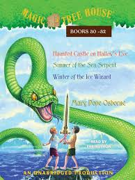 Magic Treehouse - magic tree house collection books 30 32 busan english library