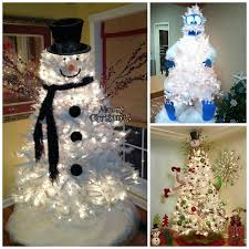 kitchen tree ideas clever white tree decorating ideas crafty morning