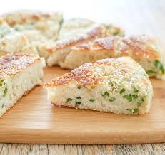 sesame bread with scallions kirbie s cravings