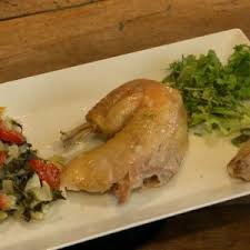 3 cuisine meteo a la carte recette poulet en croûte de sel et gratin automnal sur