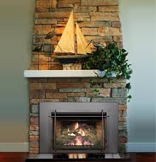 direct vent realfyre gas fireplace insert 30