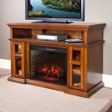 Tv Stands With Electric Fireplace Distinguished Electric Fireplace Tv Stands Walmartcom Electric