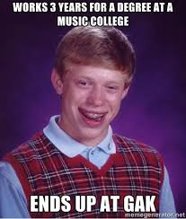 College Degree Meme - memes unassociated with any music college posts facebook