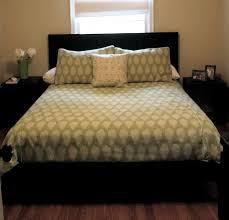 upholstered headboard full size home design ideas