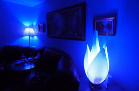 philips hue christmas lights philips hue blue with tulip shade home decor pinterest pillow