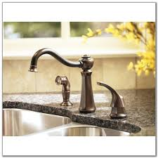 moen vestige oil rubbed bronze kitchen faucet sinks and faucets