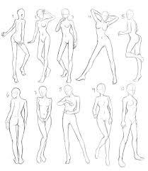Female Body Anatomy Drawing Best 25 Female Pose Reference Ideas On Pinterest Female Poses