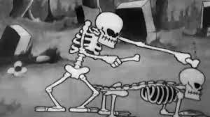 Halloween Skeleton Dance Silly Symphony The Skeleton Dance 1929 Disney Short On Vimeo