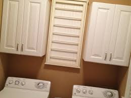 white laundry room cabinets with tall u2014 the decoras jchansdesigns