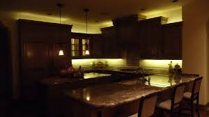 led strip lights under kitchen cabinets old mobile