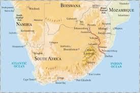 Drakensberg Mountains Map Rovos Rail Pretoria Nach Durban Zugreise Durch Südafrika