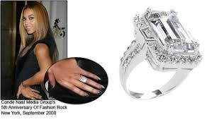 lorraine schwartz engagement ring beyonce engagement ring chagne gem