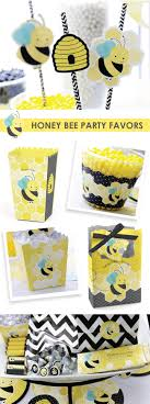 bumble bee party favors decorating diy party ideas big dot of happiness