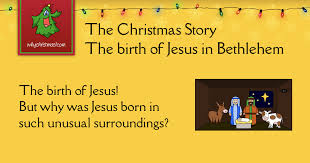 the birth of jesus the history of the story
