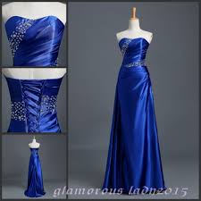 silver and royal blue wedding online get cheap bridesmaid dresses royal blue color aliexpress