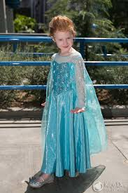 kay dee collection costumes elsa blue gown for child