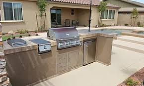 Backyard Bbq Las Vegas Bbq Island Creations Outdoor Kitchen Bbq Builder Las Vegas
