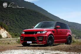 range rover pink and black very brutal lumma range rover sport clr rs