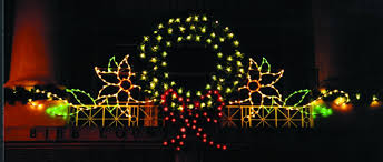 Animated Outdoor Christmas Decorations by Skyline Building Front Commercial Christmas Decorations And