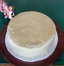 Decorating A Cake At Home Homemade Marzipan Recipe Egg Less Version Veena Azmanov