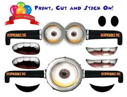 printable minions clipart clipground