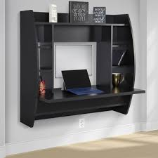 Best Computer Desk Best Choice Products Wall Mount Floating Computer Desk With Storage Sh