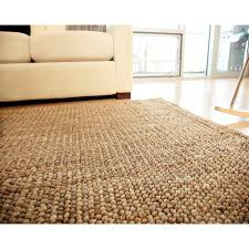 Living Room Rugs 10 X 12 Decor Impressive Cream Braid Jute Rug 8x10 On Wood Floors Living