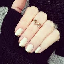 20 most exclusive french tip nail designs yve style com