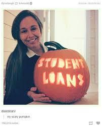 Meme Pumpkin Stencil - just like the ride the loans never end pumpkin carving art