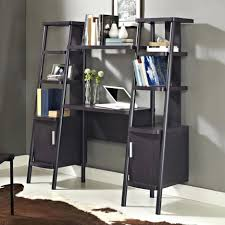 Leaning Ladder Bookcase by Shelves Shelf Furniture Decorative Wall Creative Shelves